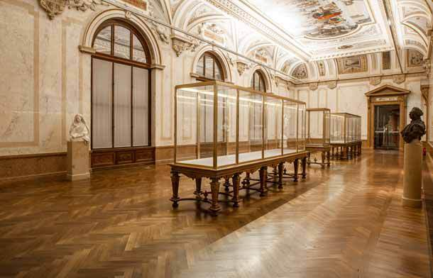 Room XIX in the KHM (Museum of Art history) in Vienna.